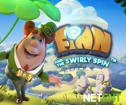 Popular NetEnt Games - Finn and the swirly spin